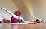 Pilates Kurse Indoor