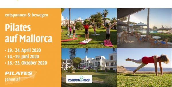 Pilates Urlaub Yoga reisen Spanien